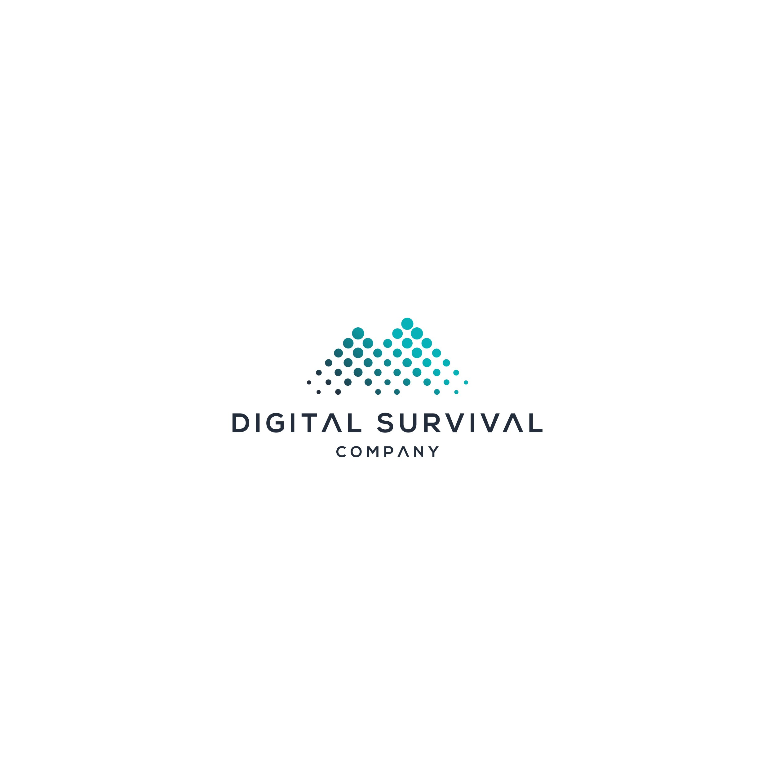Digital Survival Company is looking for a powerful logo