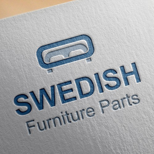 Design an awesome logo for Swedish Furniture Parts (no meatballs please)