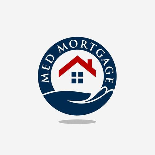Create a logo for MedMortgage