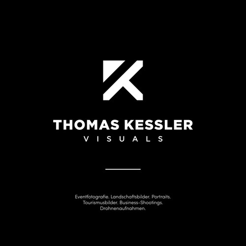 Initial Letter Logo for Thomas Kessler