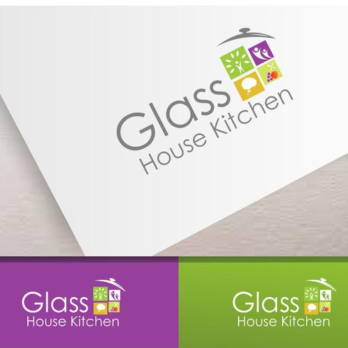 Glass House Kitchen