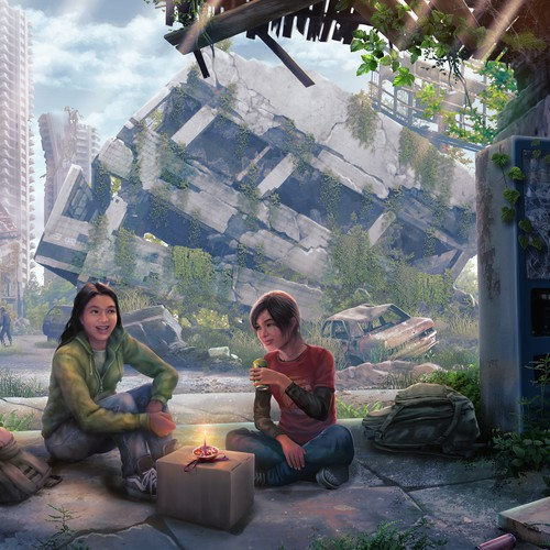 Fanart of The Last Of Us #2