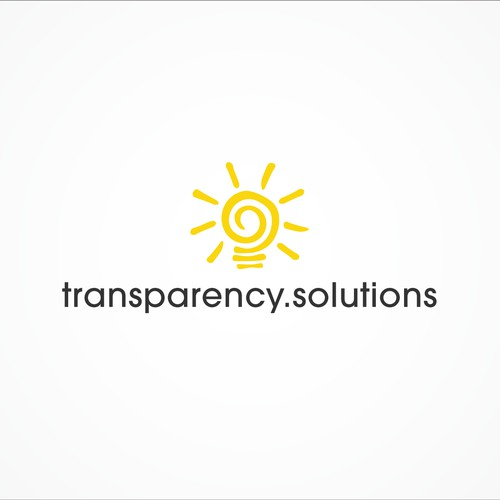 Create a logo for transparency.solutions
