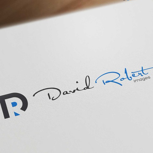 Logo design for up and coming new photographer in Los Angeles