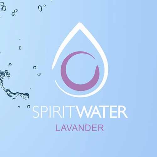 logo for water