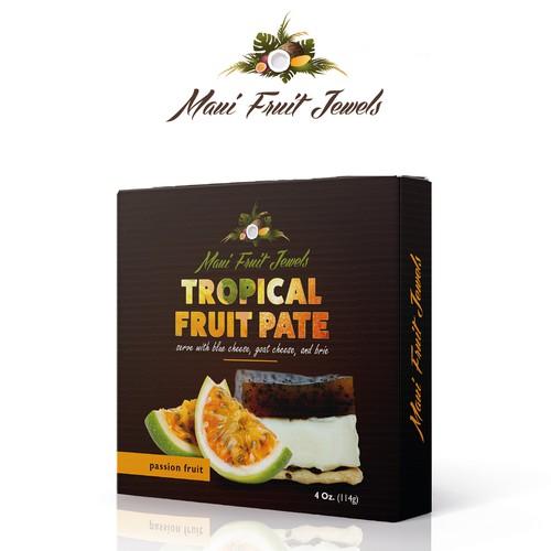 Tropical Fruit Pate