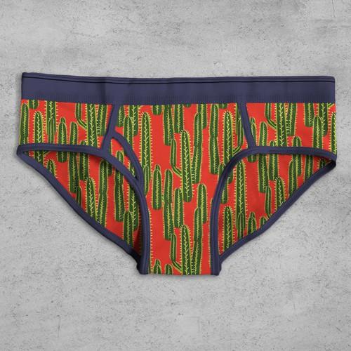 Men underwear design
