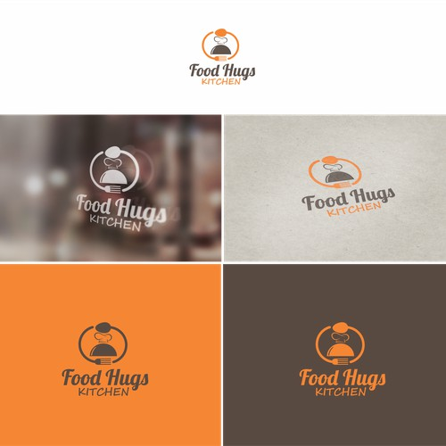 Food/kitchens logo