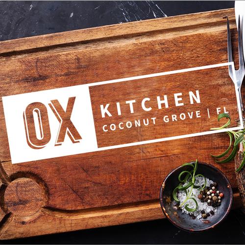 OX Kitchen logo