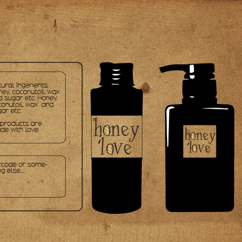 Create an intelligent, beautiful and understated logo for a natural skin care range