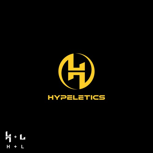 HYPELETICS, logo design for Sports and Fitness Equipment.
