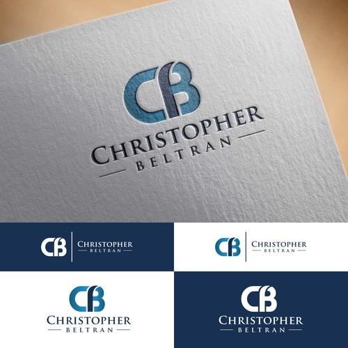 Christopher Beltran Personal Logo Design