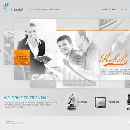 Triental Web Design