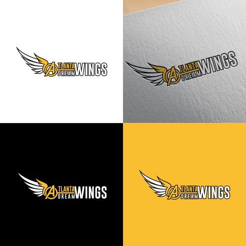 Atlanta Dream Wings