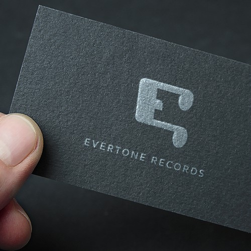Record label logo