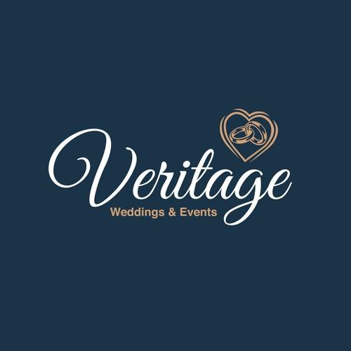 Veritage Wedding & Events Logo