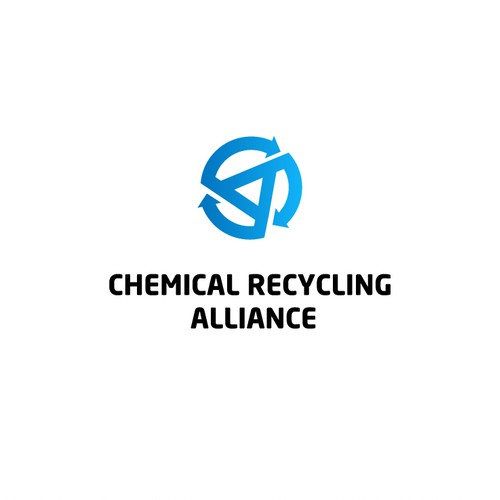 Logo for chemical recycling alliance