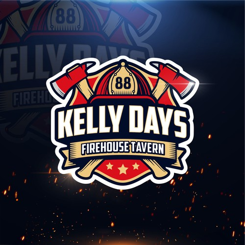 Logo for Kelly Days (Firehouse Tavern)