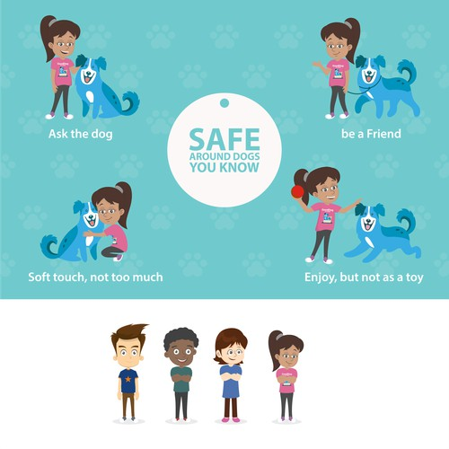 Help Make Dog Bite Prevention Fun for Kids