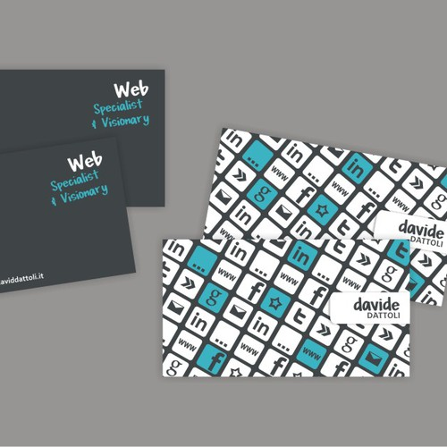 Design my logo and business card