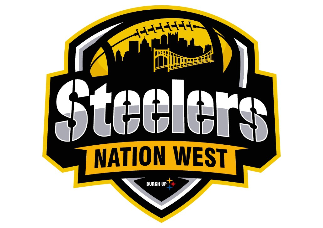 Looking for a Black and Yellow logo for the best NFL football fan club.
