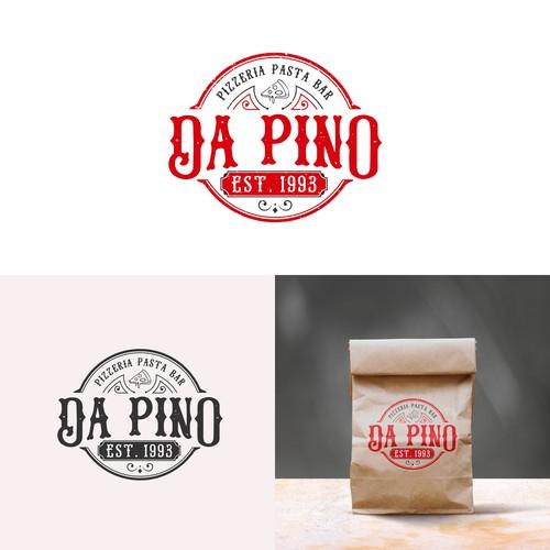Logo for Da Pino