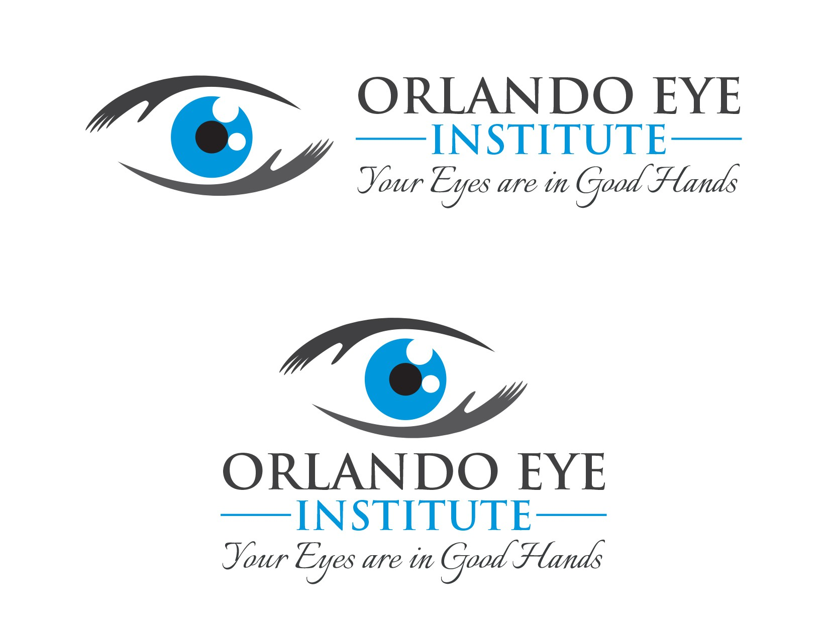 Help Orlando Eye Institute with a new logo
