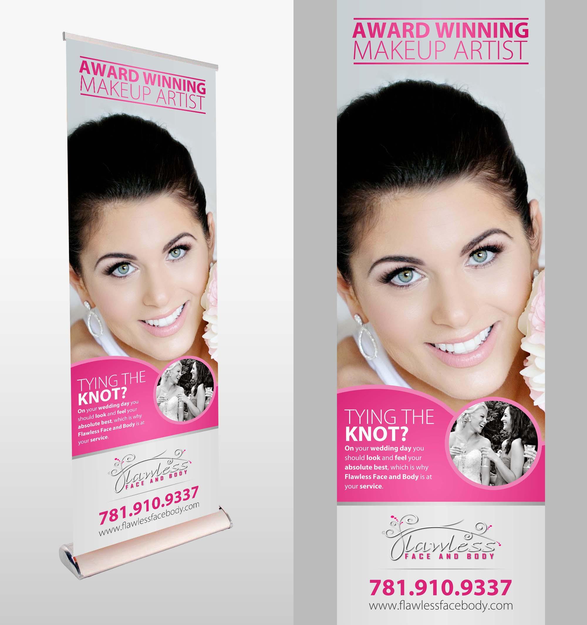 $$$ Elegant Bridal Makeup banner needed!!!