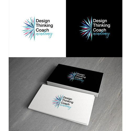 Sample logo to be used on calling cards