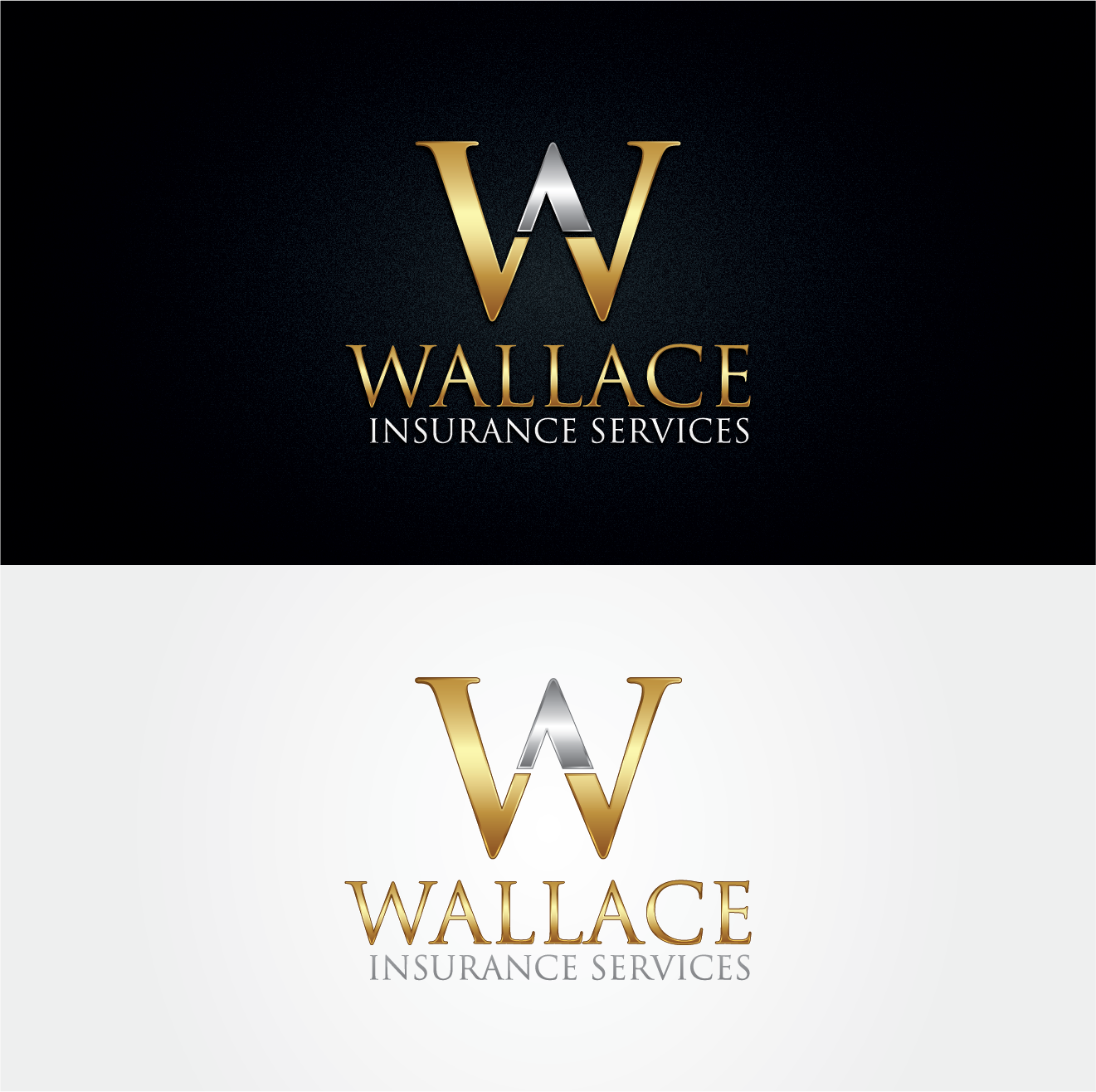Create the next logo for Wallace Insurance Services, LLC