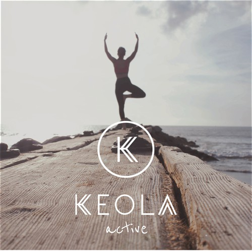 Logo for Keola fitness retreat