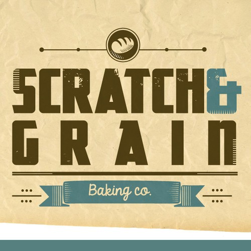 Help Scratch & Grain Baking Co. with a new logo