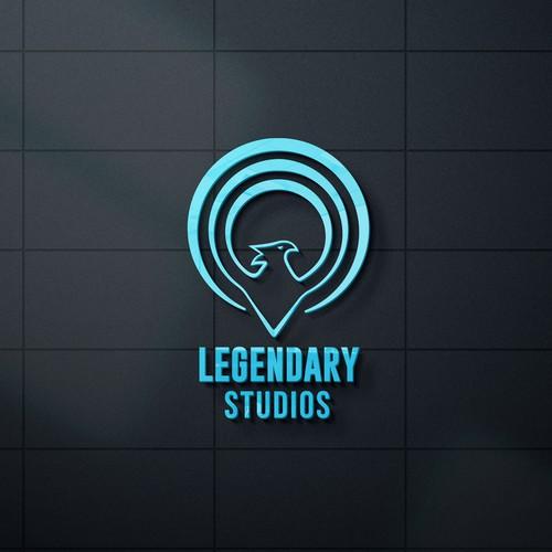 Logo for Legendary Studios