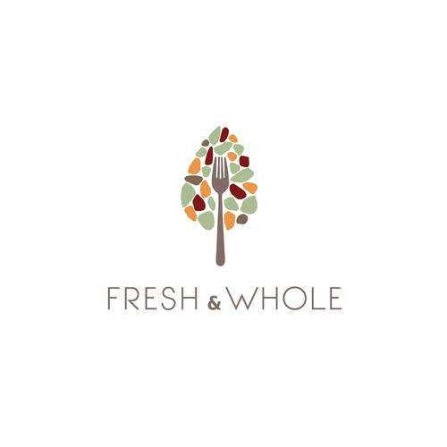 Create logo for FreshandWhole.Com  (FOOD related!)