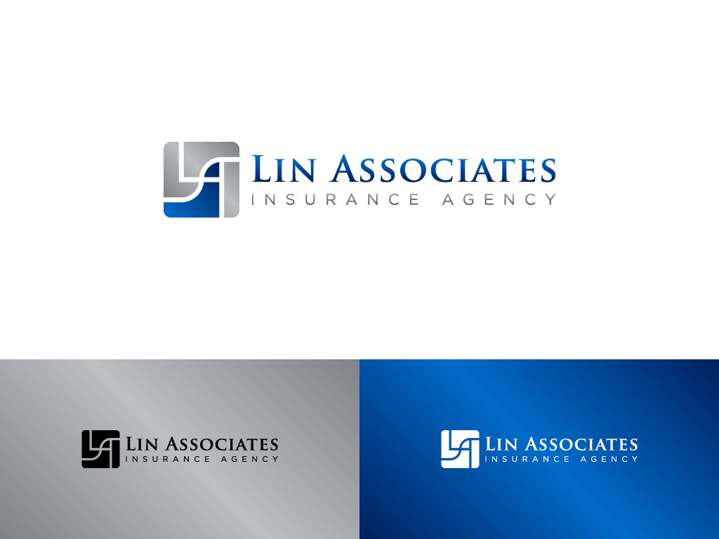 New logo wanted for Lin Associates Insurance Agency