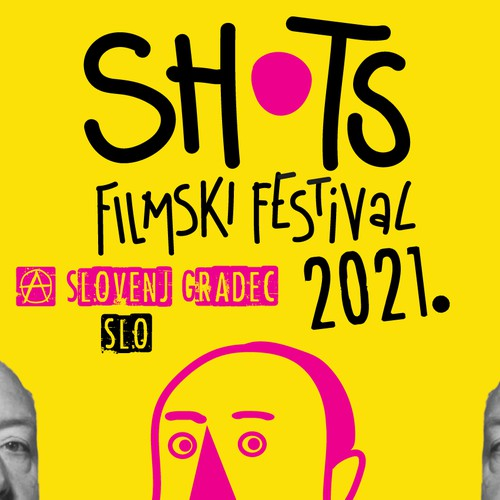 Poster for movie festival