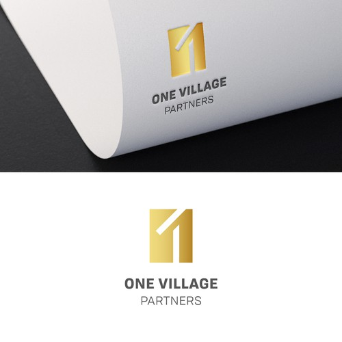 One Village Partners - Logotype 2