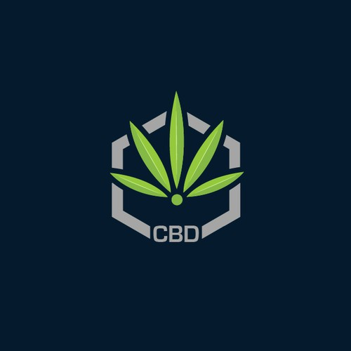 Create a logo that inspires thoughts of wellness, science and nature for ExpertCBD.com