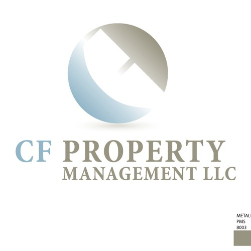 CF Company Logo using firms initials...