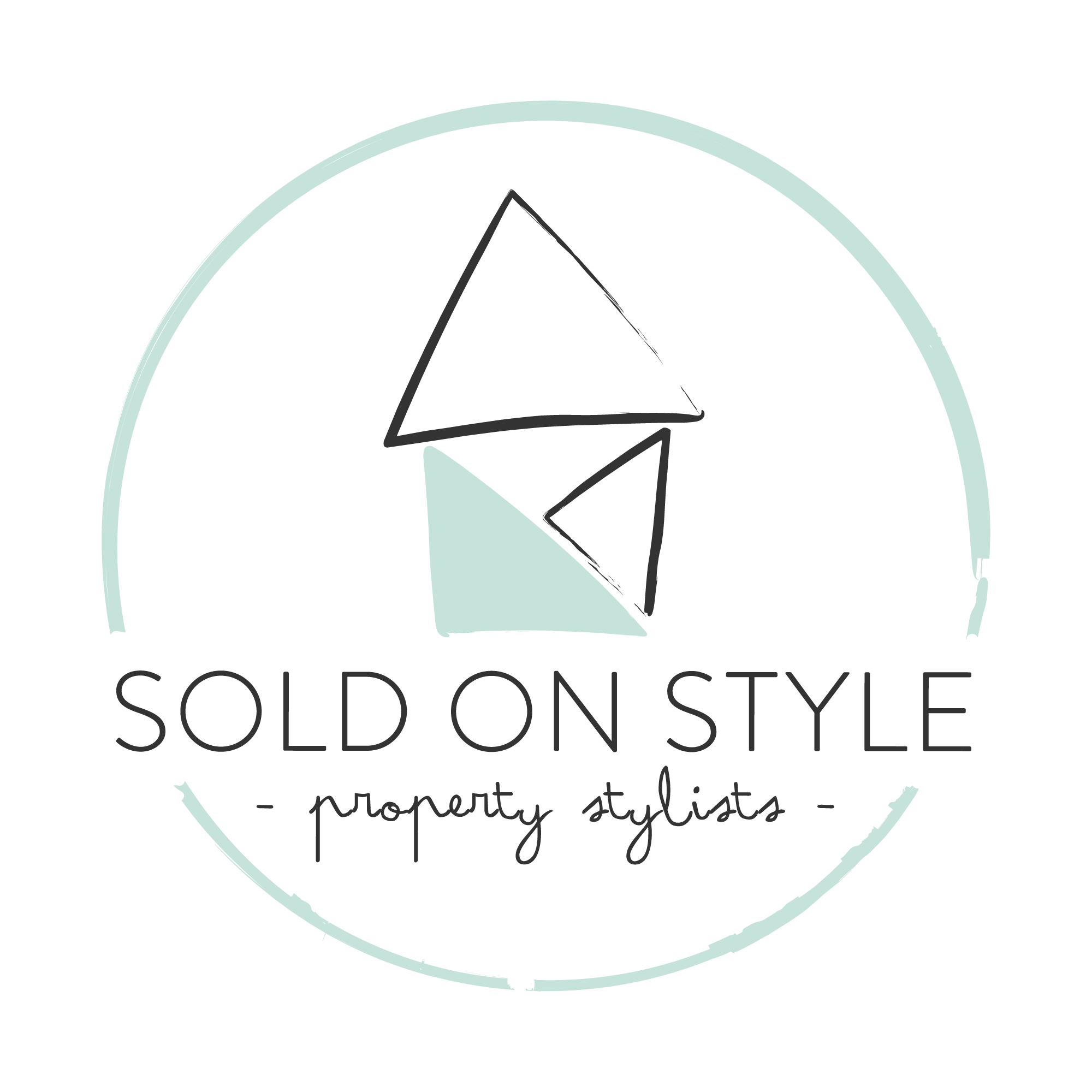 create a stylish logo for a stylish property staging company!