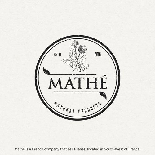 Mathe Logo Design