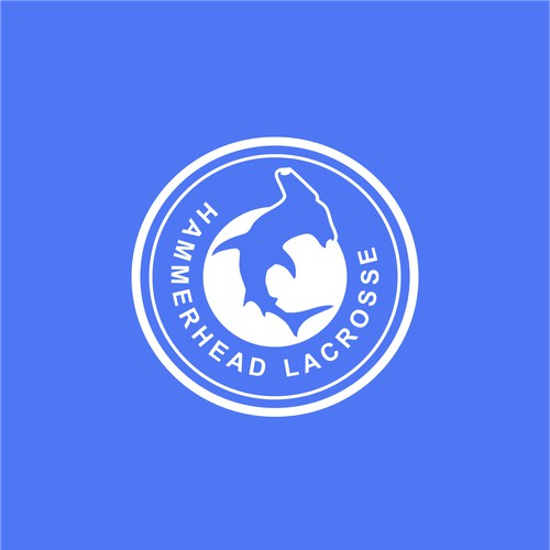 Logo Design for Lacrosse Team