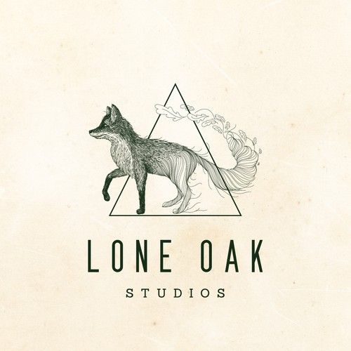 Fox design for Lone Oak studios