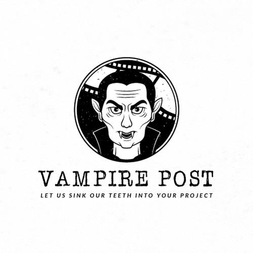 Logo for Vampire Post