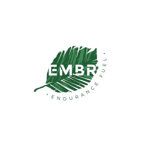 EMBR - Organic Supplement | Logo Design