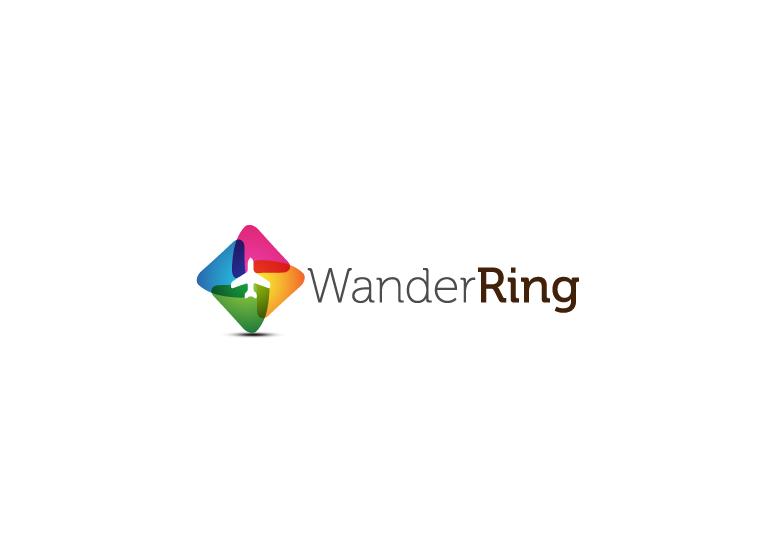 logo for WanderRing