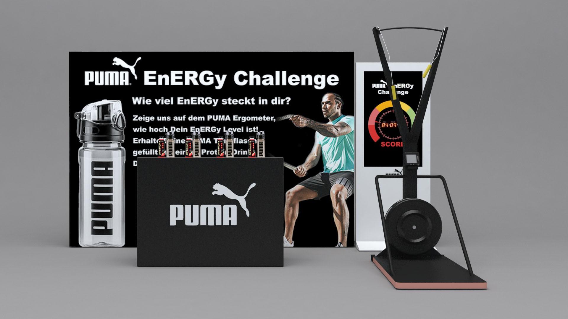 Puma Fitness 2.0