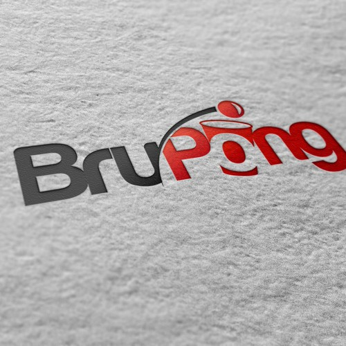 Logo wanted for new company - BruPong or BrüPong