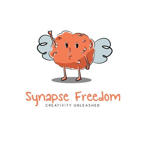 Logo concept for creative community