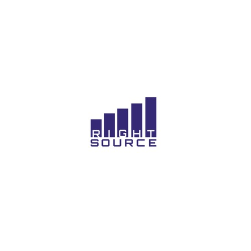 Logo concept for Not the normal accoutant - Right Souce